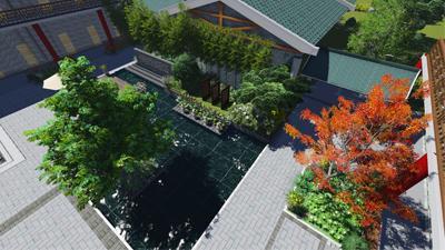 北方园林设计