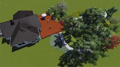 园林景观工程设计